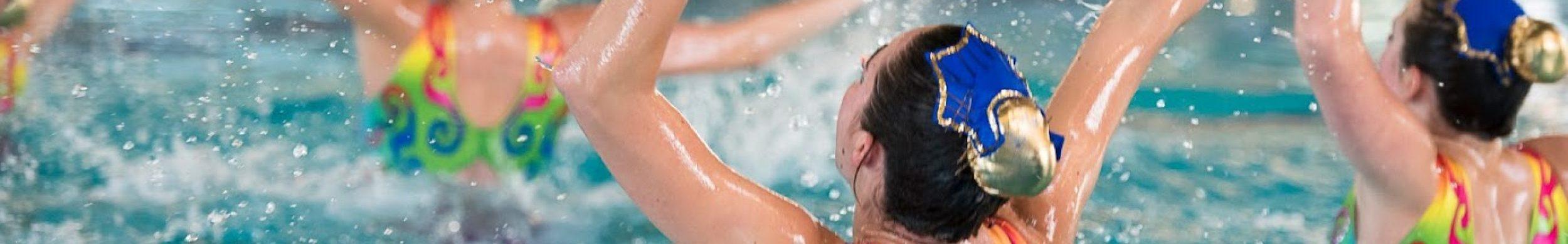 Brussels Aquatic Synchro Swimming